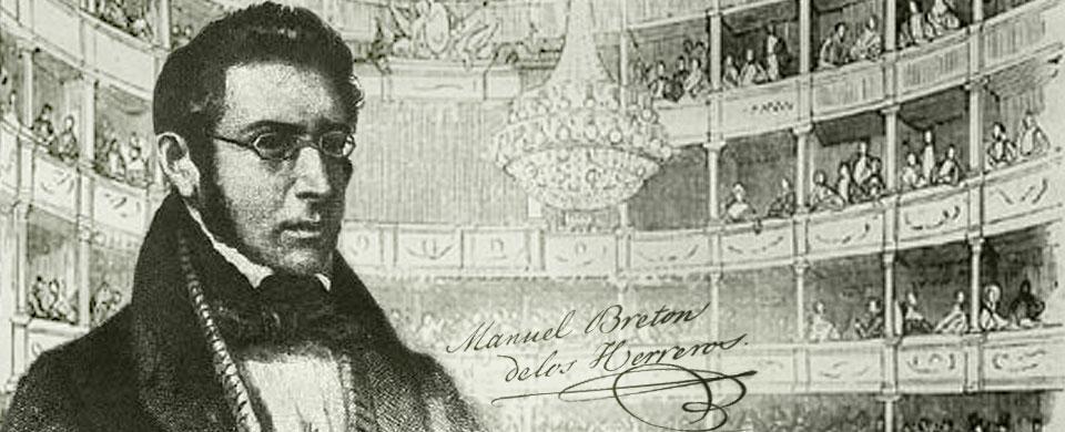 Manuel Bretón de los Herreros